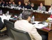 لاہور: وزیر اعلیٰ پنجاب محمد شہباز شریف سپورٹس بورڈپنجاب کی جنرل باڈی ..