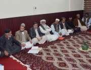 کوئٹہ: سولر سسٹم سے متعلق زمیندار ایکشن کمیٹی بلوچستان کے اجلاس کی ..
