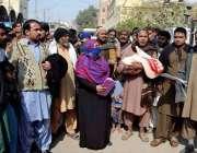 حیدر آباد: سول ہسپتال کے ڈاکٹرں کی مبینہ غفلت سے نومولود بچے کی ہلاکت ..