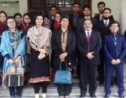 لاہور: سول سروسز اکیڈمی 44ویں کامن پروبیشنز کا ڈائریکٹوریٹ جنرل سوشل ..