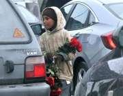 اسلام آباد: وفاقی دارالحکومت میں ایک بچہ اپنا اور اپنے گھر والوں کا ..