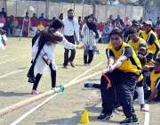 حیدر آباد: ایجوکیشن کیمپس لطیف آباد کے زیر اہتمام سالانہ سپورٹس ڈے ..