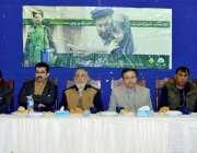 کوئٹہ: پولیو کے خاتمے میں عوامی نمائندوں کے کردار کے حوالے سے منعقدہ ..