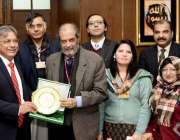 لاہور: گورنمنٹ کالج یونیورسٹی اور سینٹر فار سوشل جسٹس لاہور کے مابین ..