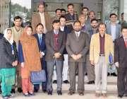 لاہور: پنجاب یونیورسٹی کالج آف ارتھ اینڈ اینوائرنمنٹل سائنسز کے زیر ..