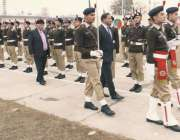لاہور: چیئرمین واپڈا لیفٹیننٹ جنرل (ر) مزمل حسین واپڈا کیڈٹ کالج تربیلا ..