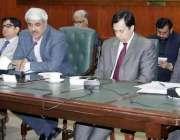لاہور: صوبائی وزیر برائے سپیشلائزڈ ہیلتھ کیئر اینڈ میڈیکل ایجوکشین ..