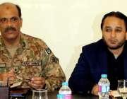 گلگت: گلگت بلتستان ایپکس کمیٹی کے آٹھویں اجلاس میں وزیر اعلیٰ حفیظ ..