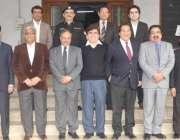 لاہور: چیف ایگزیکٹو آفیسر ریلویز محمد جاوید انور کا سول سروسز ایلومینائی ..