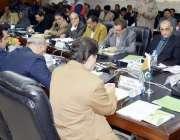 مظفر آباد: وزیر اعظم آزاد کشمیر راجہ فاروق حیدر خان سالانہ ترقیاتی ..