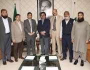 لاہور: لاہور چیمبر کے قائمقام صدر محمد ناصر حمید خان کا پاکستان کمپیوٹر ..