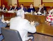 لاہور: وزیر اعلیٰ پنجاب محمد شہباز شریف صوبے کے عوام کی فلاح بہبود کے ..
