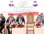 لاہور: صوبائی وزیر محنت و انسانی حقوق راجہ اشفاق سرور 89 کنٹریکٹ ملازمین ..