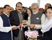 اسلام آباد: وزیر مملکت کیڈ ڈاکٹر طارق فصل چوہدری پمز ہسپتال میں نئے ..