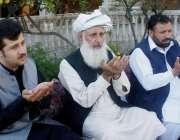 بنوں: صوبائی وزیر خزانہ مظفر سید، جماعت اسلامی کے نائب امیر پروفیسر ..