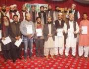 لاہور: جے یو پی (نورانی) کے صدر ڈاکٹر ابوالخیر زبیر کا لاہور تنظیم کے ..