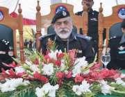 ایبٹ آباد: آئی جی پی خیبر پختونخوا ناصر خان درانی ہزارہ ریجن کے افسران ..