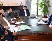 اسلام آباد: وزیر اعظم محمد نواز شریف کو حج 2017ء کے انتظامات بارے بریفنگ ..