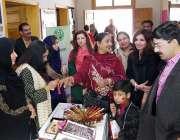 راولپنڈی: ڈپٹی ڈائریکٹر آفس سوشل ویلفیئر راولپنڈی بابر ظہیر خواتین ..