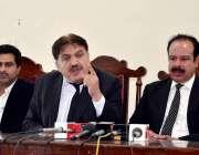 کوئٹہ: وائس چیئرمین بلوچستان بار کونسل حاجی عطاء اللہ لانگو ایڈووکیٹ ..
