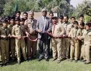 لاہور: ریجنل بوائے اسٹاؤٹس ایسوسی ایشن کے زیر اہتمام اسکاؤٹس تربیتی ..