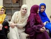 پشاور: جامعہ پشاور میں ٹورازم کارپوریشن اور آئی ایم سٹڈیز کے زیر اہتمام ..