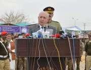 کوئٹہ: گورنر بلوچستان محمد خان اچکزئی یوم پاکستان میلہ کی افتتاحی تقریب ..
