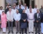 لاہور: صوبائی وزیر بلدیات محمد منشاء اللہ بٹ کا جی آئی ایس جرمن اور ..