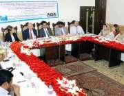 لاہور: صوبائی وزیر انسانی حقوق خلیل طاہر سندھو پاکستان میں ہالینڈ کے ..