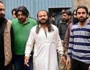 راولپنڈی: ٹائیگر سٹوڈنٹس فیڈریشن کے صدر ذیشان عرف شانی کو ڈسٹرکٹ کورٹ ..