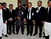 کوئٹہ: بلوچستان بار ایسوسی ایشن کے انتخابات سے قبل وکلاء کا سینئر وکیل ..
