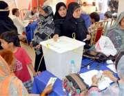 حیدر آباد: حیدر آباد میونسپل کارپوریشن کے یو سی 46کے چیئرمین کے انتخابات ..