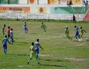 کوئٹہ: آل بلوچستان ملیزئی گرینڈ جرگہ نوے صباؤن انوٹیشن فٹبال ٹورنامنٹ ..