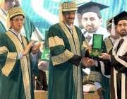 کراچی: وزیر اعلیٰ سندھ سید مراد علی شاہ صیاء الدین یونیورسٹی کے 14ویں ..