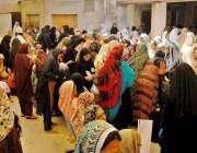 راولپنڈی: انتظامیہ کی نا اہلی، ڈی ایچ کیو ہسپتال میں مناسب سہولیات ..