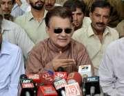 حیدر آباد: قومی عوامی تحریک کے مرکزی صدر ایاز لطیف پلیجو کی قیادت میں ..