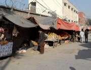 راولپنڈی: ڈھوک حسو گورنمنٹ گرلز ہائی سکول کی دیورا کے ساتھ تجاوزات ..