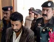 حیدر آباد: فنکشنل لیگ کی رہنماء سائرہ نصیر کے قتل میں مقتولہ کے بیٹے ..