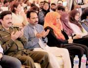 لاہور: چیف ٹریفک آفیسر لاہور رائے اعجاز احمد و دیگر البیراک ویسٹ مینجمنٹ ..