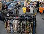 راولپنڈی: سٹیلائیٹ ٹاؤن کمرشل مارکیٹ میں دکانداروں نے رمضان سے قبل ..