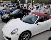 راولپنڈی: چیمبر آف کامرس کے زیر اہتمام راول ایکسپو میں منعقدہ گاڑیوں ..