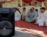 راولپنڈی: فقہ جعفریہ کے زیر اہتمام سانحہ پارہ چنار کے خلاف لیاقت باغ ..