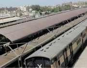 حیدر آباد: بولاری کے قریب دو مال بردار ٹرینوں میں تصادم کے بعدٹرینیں ..