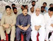 پشاور: پاکستان پیپلز پارٹی کے سینئر رہنماء اور سابق صوبائی وزیر رحیم ..