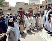 کوئٹہ: اتحاد میٹرو پولیٹن کارپوریشن یونین کے زیر اہتمام میٹروپولیٹن ..