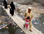 راولپنڈی: انتظامیہ کی نا اہلی، پیر ودھائی کے علاقہ حیات آباد میں علاقہ ..