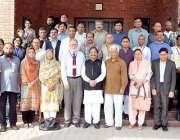 لاہور: ایف سی کالج سوشل ویلفیئر کے زیر اہتمام دو روزہ ٹریننگ ورکشاپ ..