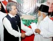 راولپنڈی: ایم ڈی پی ٹی ڈی سی چوہدری عبدالغفور خان ریٹائرڈ اور مرحوم ..