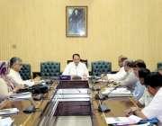 اٹک: ڈپٹی کمشنر اٹک رانا اکبر حیات ڈسٹرکٹ ڈویلپمنٹ کمیٹی کے اجلاس کی ..