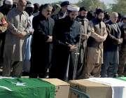 کوئٹہ: تربت میں نامعلوم افراد کی فائرنگ سے جاں بحق ہونے والے افراد کی ..